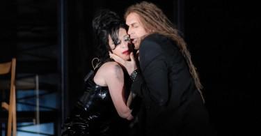 Nadja Michael (Médée) et John Tessier (Jason)