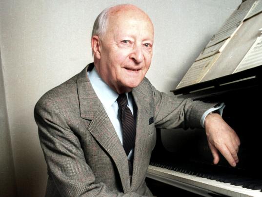 W. Lutoslawski (L. Kowalski / Wikimedia Commons)