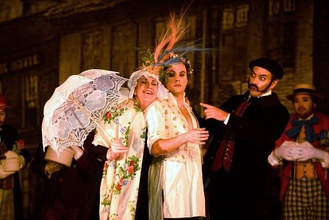 © Elisabeth Carrechio / Opéra-Comique