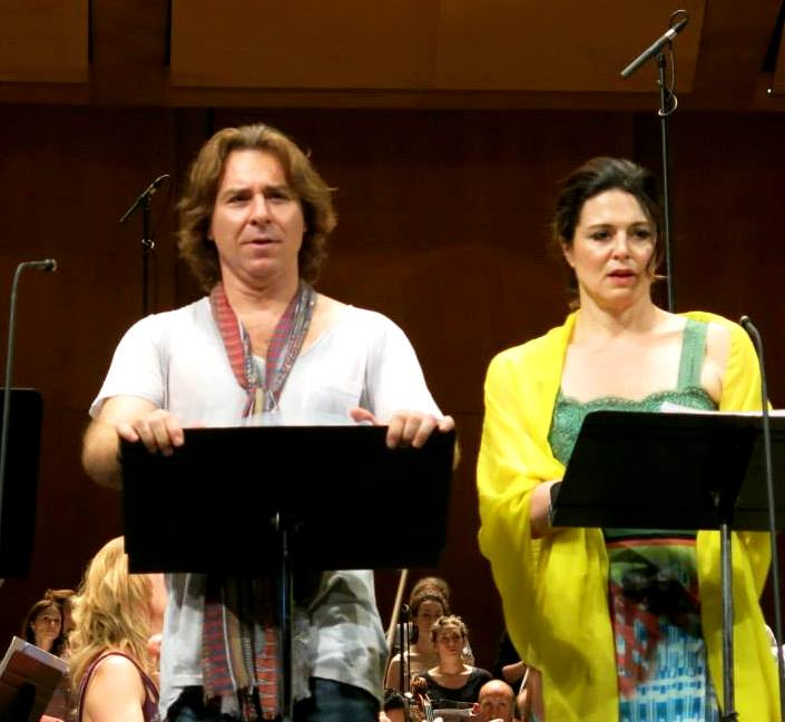 Roberto Alagna et Anna Caterina Antonacci