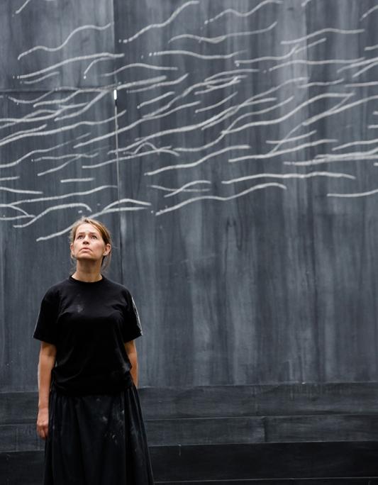 Sophie Koch dans Alceste à l'Opéra Garnier (DR)