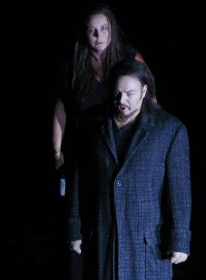 Iréne Theorin (Elektra) et Evgeny Nikitin (Oreste)