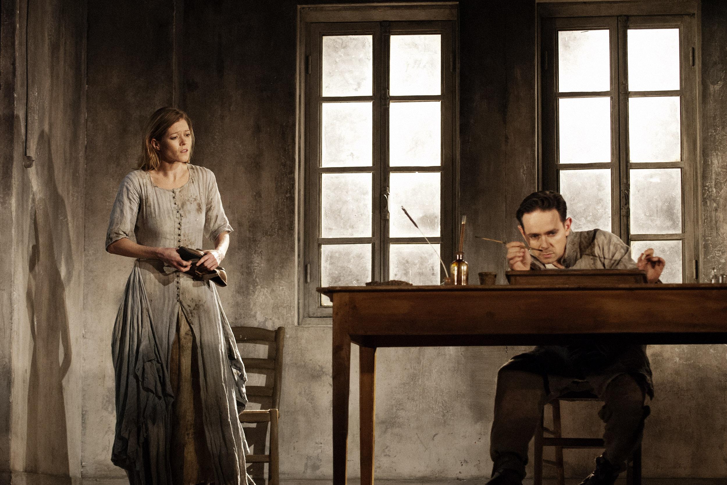 Barbara Hannigan & Iestyn Davis (L'Ange/Garçon). (DR J. Etienne)