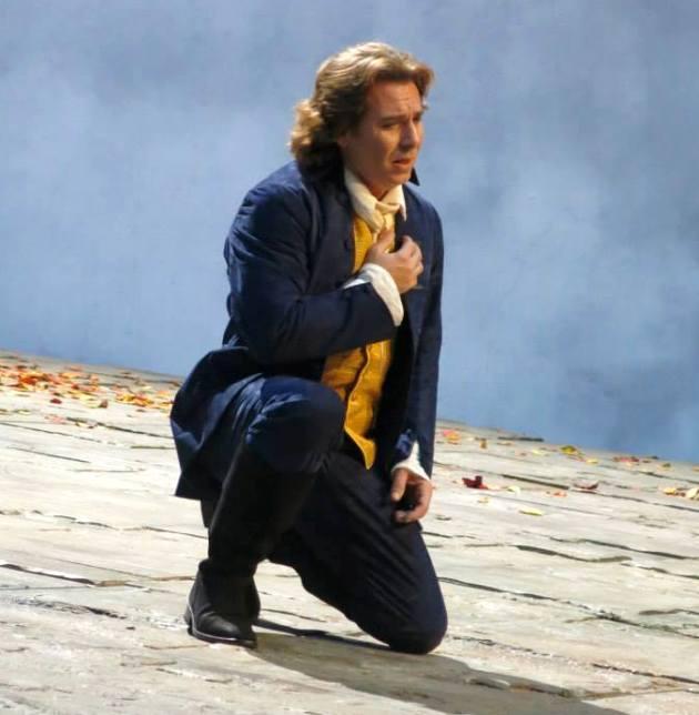 """Roberto Alagna (""""Werther"""" à l'Opéra Bastille - © Julien Benhamou)"""