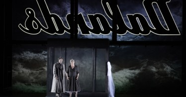 Jason Howard & Riccarda Merbeth (© Alain Kaiser / Opéra du Rhin)