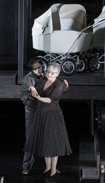 Thomas Blondelle & Riccarda Merbeth (© Alain Kaiser / Opéra du Rhin)