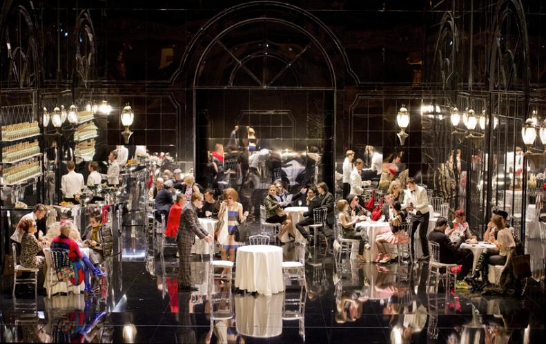 Platée (Opéra-Comique) - © Monika Rittershaus