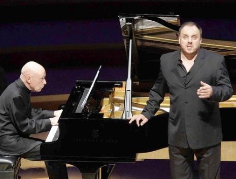 Christoph Eschenbach & Matthias Goerne (DR)