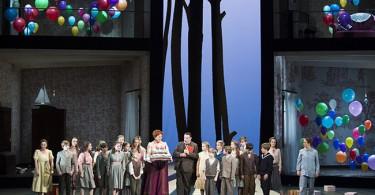 """Hansel et Gretel"" (Opéra Garnier, novembre 2014) / © Julien Benhamou/ONP"