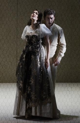 Brigitta Kele (Suzel) & Teodor Ilincai (Fritz) / © Alain Kaiser