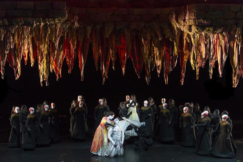 Iphigénie en Tauride (Grand Théâtre de Genève. © Carole Parodi)
