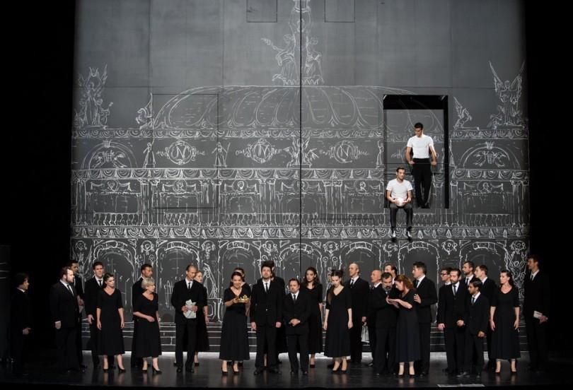 """""""Alceste"""" de Gluck à l'Opéra Garnier (© Julien Benhamou)"""