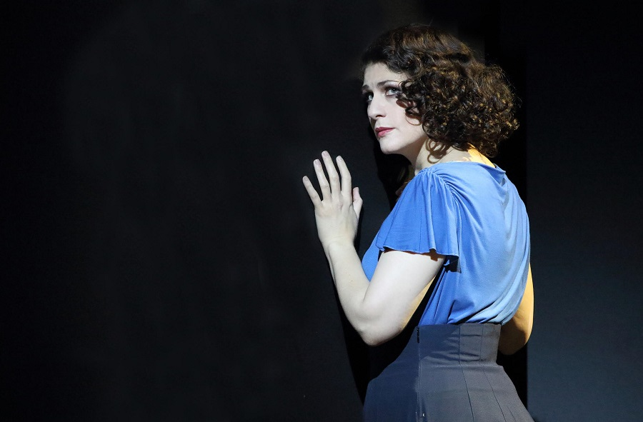 Anja Harteros (Arabella) / Opéra de Munich © Wilfried Hösl