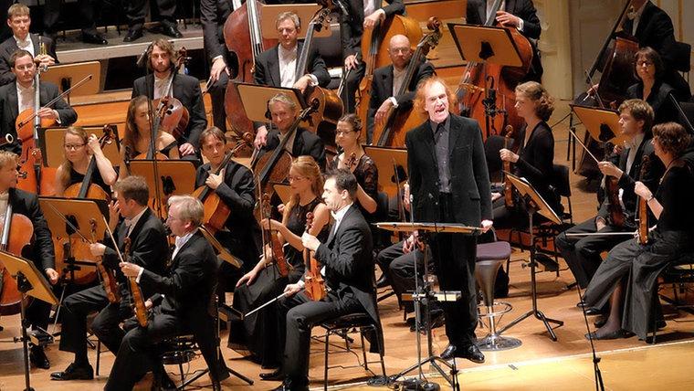 Graham F. Valentine (Samiel) / © NDR Sinfonie Orchester