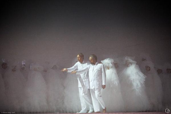Aaron & Moïse (© Bernd Uhlig / Opéra de Paris)
