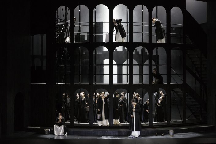 """Pénélope"" (© Klara Beck / Opéra du Rhin)"