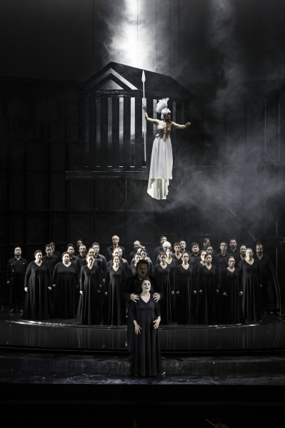 Le triomphe de Pallas (© Klara Beck / Opéra du Rhin)