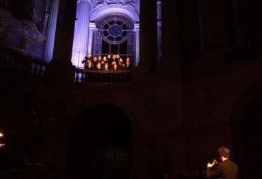"""Concert """"Les Funérailles royales de Louis XIV"""" à la Chapelle Royale du Château de Versailles (Ph. Château de Versailles)"""