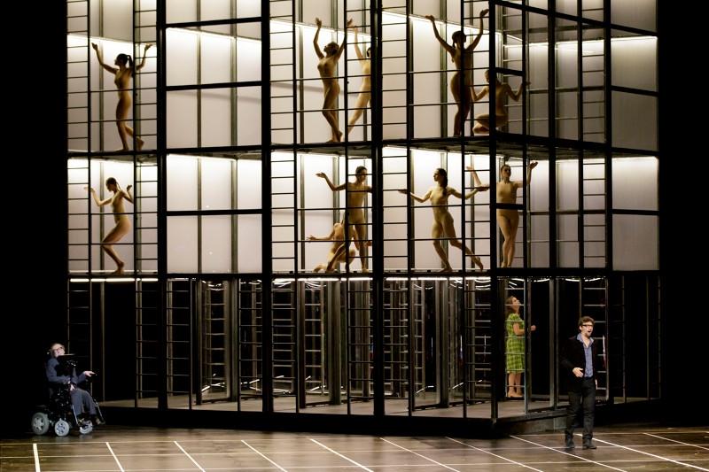 La Damnation de Faust à l'Opéra Bastille (décembre 2015) / © Felipe Sanguinetti (Opéra National de Paris)