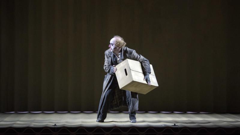Le double muet de Rigoletto  (Pascal Lifschutz) / © Monica Rittershaus (ONP)