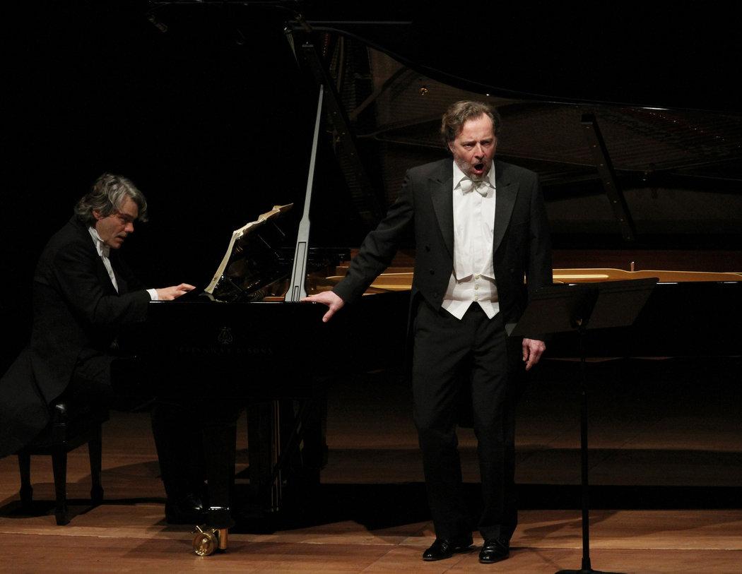 Christian Gerhaher & Gerold Huber (DR)