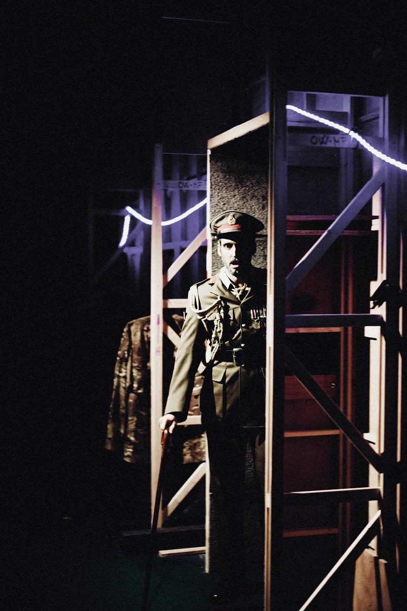 Le Général Wingrave (Juan de Dios Mateos Segura) - Opéra de Paris, Bastille, Paris, le 17 novembre 2016 (© J'adore ce que vous faites, Le Studio / OnP)
