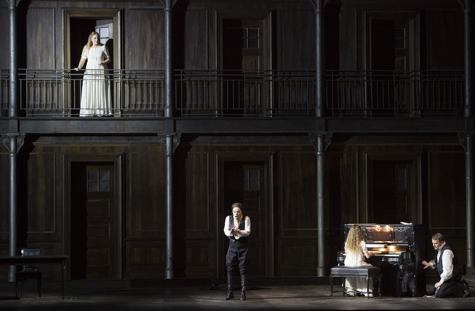 (© Monika Rittershaus / Opéra national de Paris)