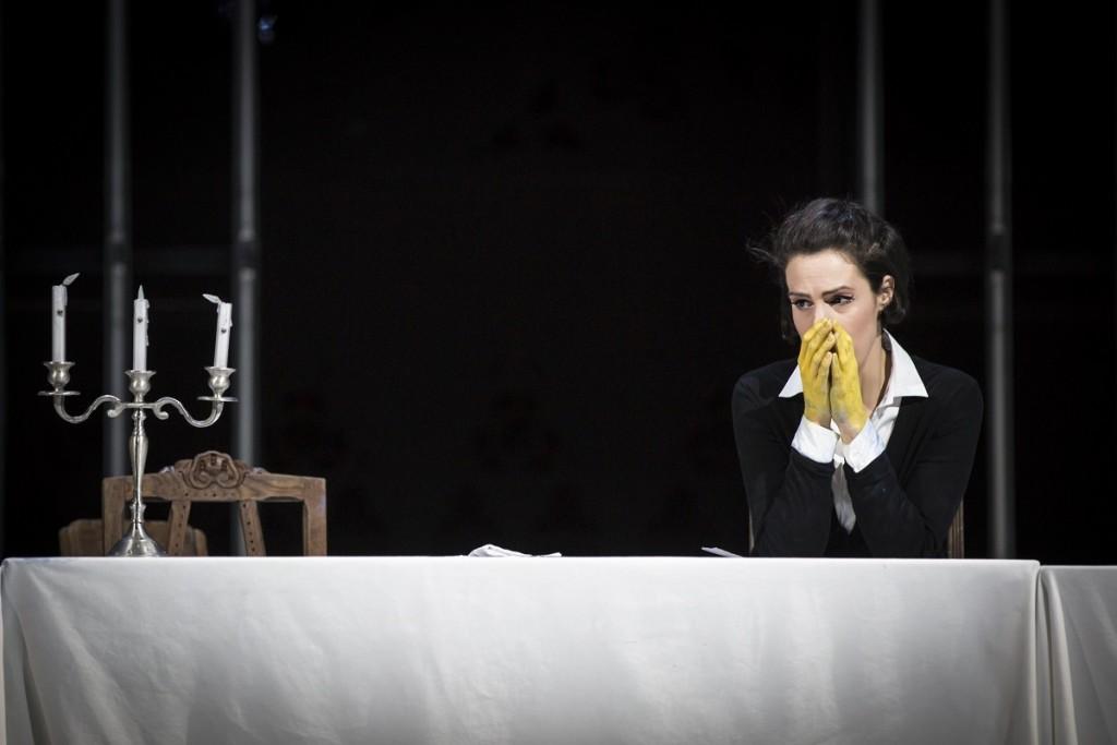 Rachel (Rachel Harnisch) / © Klara Beck (Opéra National du Rhin)