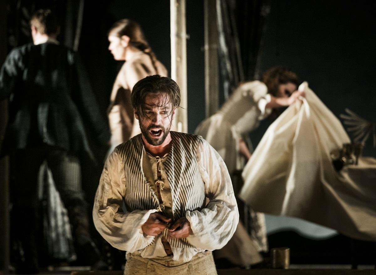 Leporello (Robert Gleadow) / © Mats Bäcker-Drottningholms Slottsteater (2016)