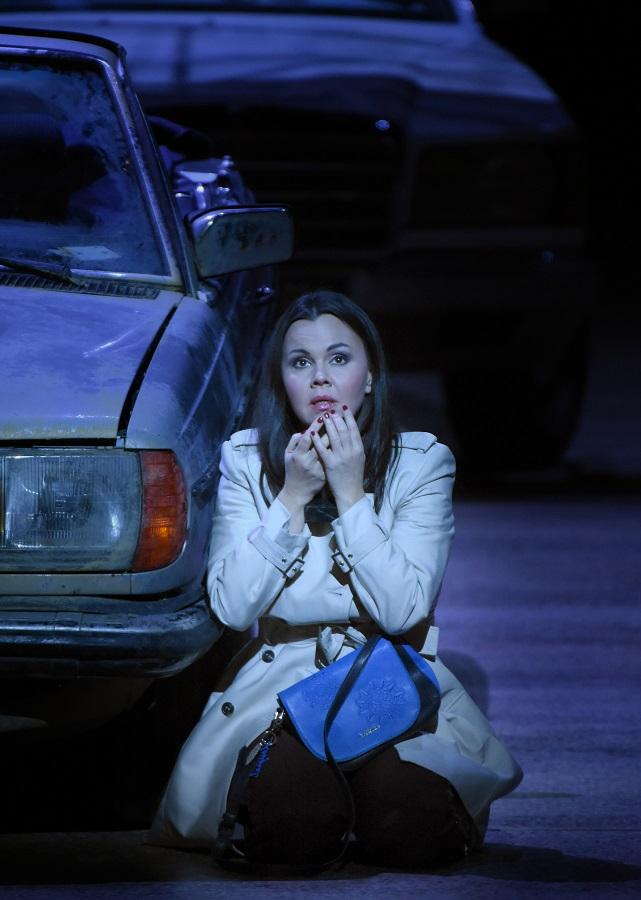 Aleksandra Kurzak (Micaëla) / © Vincent Pontet (Opéra national de Paris, mars 2017)