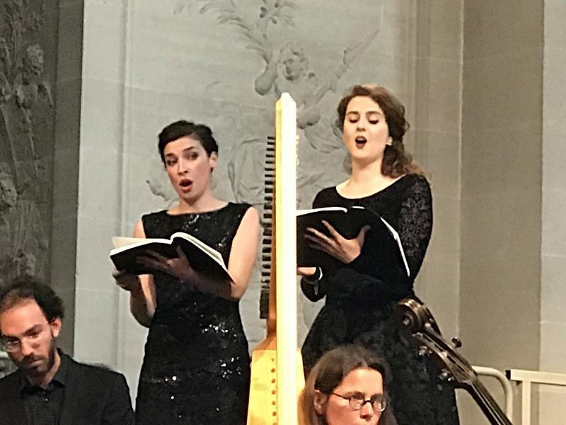 Giuseppina Bridelli et Eva Zaicick