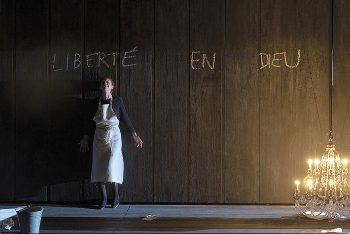 """""""Dialogue des Carmélites"""" / © Vincent Pontet"""