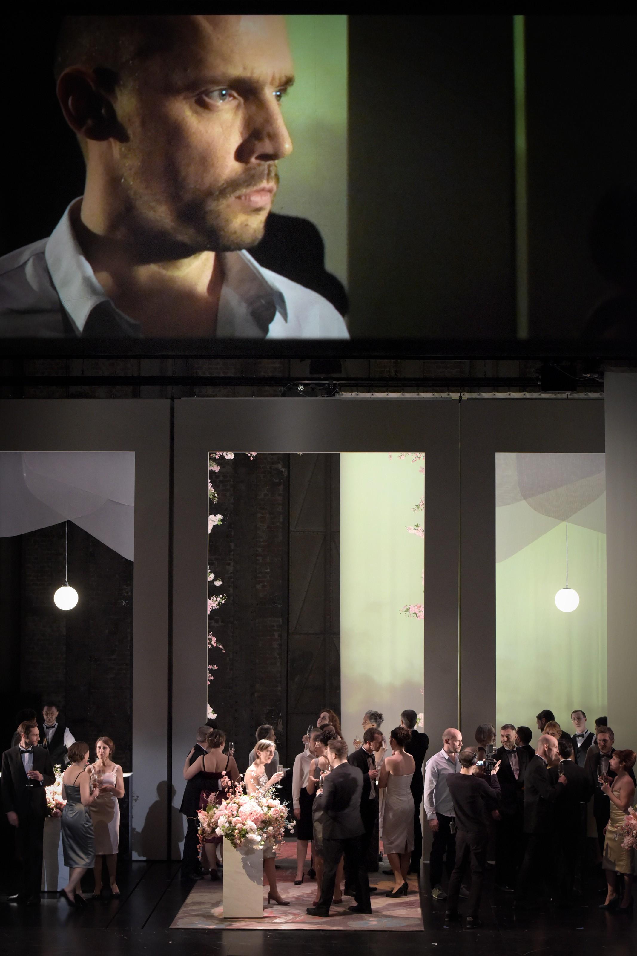 Hamlet (Stéphane Degout) / Vincent Pontet (Opéra-Comique, 2018)