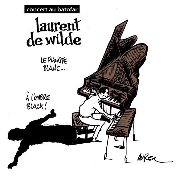 Laurent de Wilde par Aurel