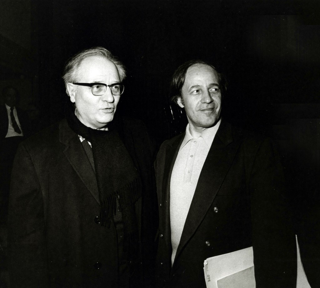 Messiaen + Boulez