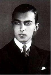Le bel Igor Markevitch (1912-1983), dernier amant (DR)