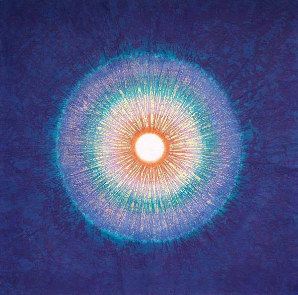 La naissance de la lumière selon Bang Hai Ja, au Musée Cernuschi © Bang Hai Ja/J-M. Barbut
