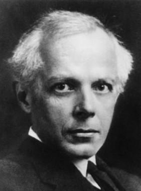 Le regard sombre, intense, de Béla Bartók, compositeur, homme libre (DR)