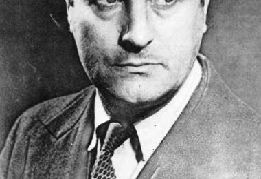 Cette photo est un document : deux grands noms de l'avant-garde y sont associés : Edgar Varèse et Man Ray (DR)