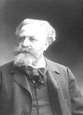 Edouard Colonne, photographié par Nadar. Et ses Concerts débaptisés… (DR)