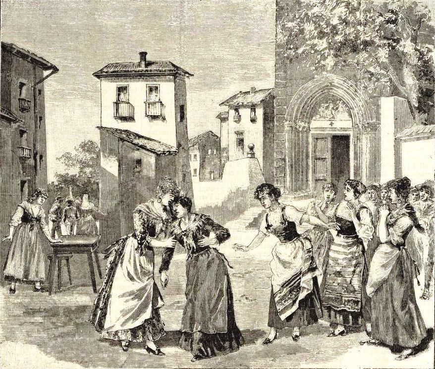 """""""Cavalleria Rusticana"""", dans son jus, première à Rome, en 1890 (DR)"""