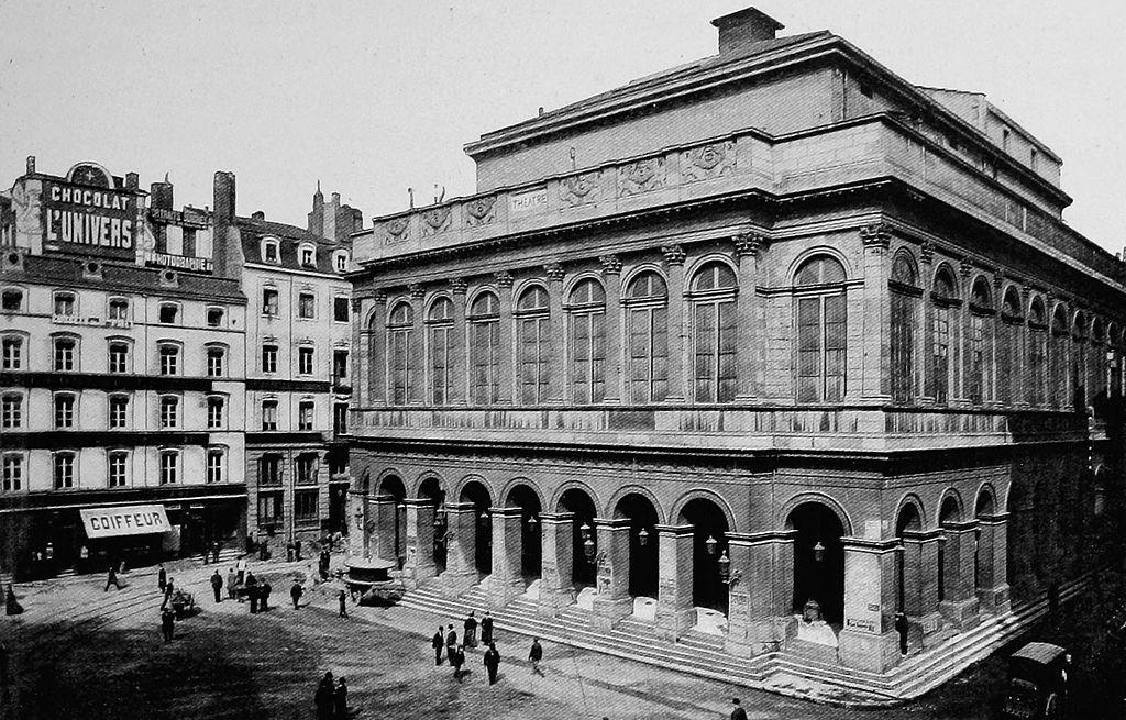 Là, on aime Wagner… L'Opéra de Lyon, avant le passage de Jean Nouvel…