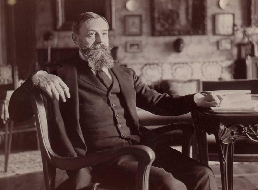 Jacques Rouché (1862-1957) passa bientôt des Parfums Piver dont il avait épousé l'héritière, au Palais Garnier où il fit merveille.