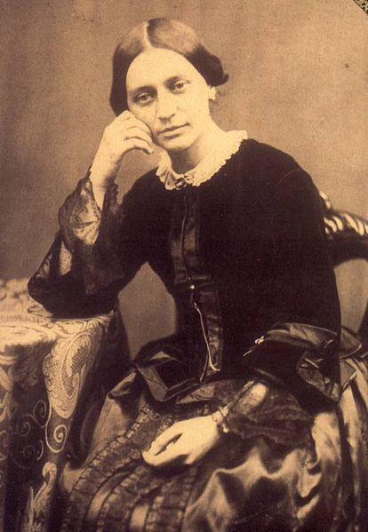 En 1853, Clara…