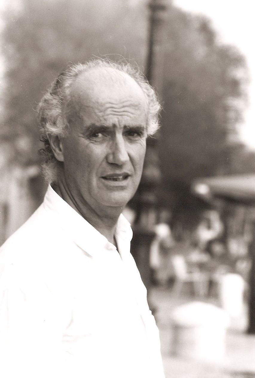 Luigi Nono – le provocateur de la Place Saint Marc – Photo que j'ai prise en 1987