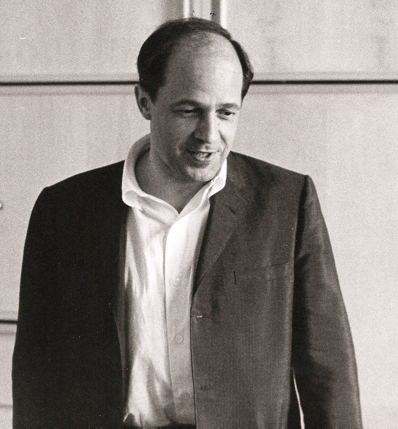 Pierre Boulez, la première fois que je l'ai photographié – en 1967, dans sa maison de Baden-Baden