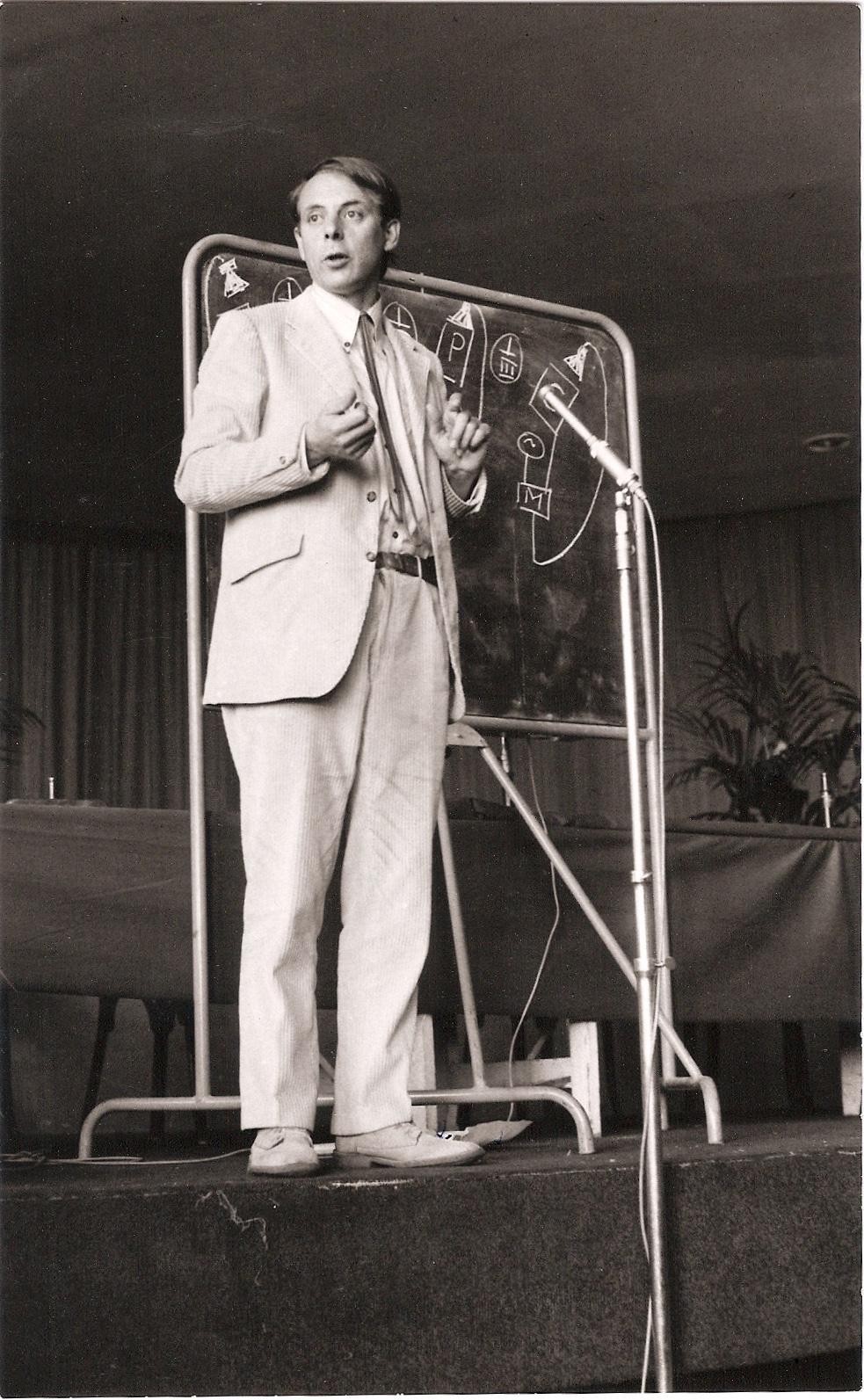 Karlheinz Stockhausen (1928-2007) Un moderne, pas encore un classique