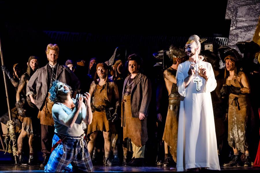 John Osborn dans le rôle-titre - La noble douleur d'un artiste contesté / © Agathe Poupeney (Opéra national de Paris)
