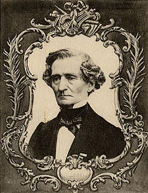 Hector Berlioz (1803-1869), dans toute sa gloire…