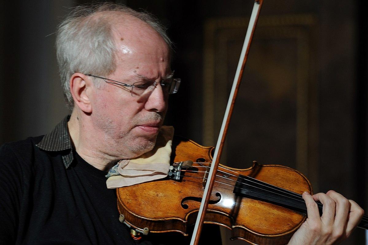 Gidon Kremer en concert à Orsay pour rendre hommage à son pays natal, la Lettonie. DR